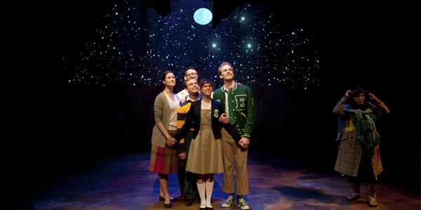 Curtain Up Theatrical Outfit Presents A Wrinkle In Time