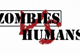 Zombie vs. Human logo