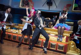 photo courtesy of Fox and The Rocky Horror Picture Show Official.