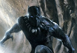 Black Panther comic/Marvel.