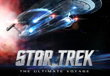Star Trek: The Ultimate Voyage.