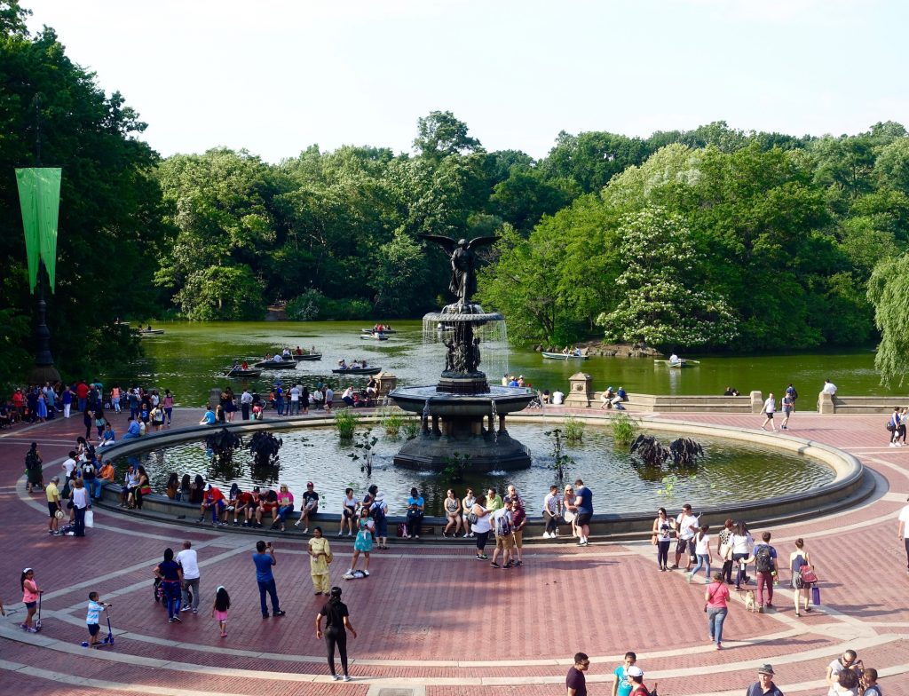Central Park. Photo by Jeanie Lo.