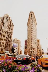 Flatiron Building. Photo by Jeanie Lo.