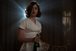 """Lily Collins stars in """"Rules Don't Apply,"""" from legendary Academy-Award winning director Warren Beatty. Photo by Francois Duhamel."""