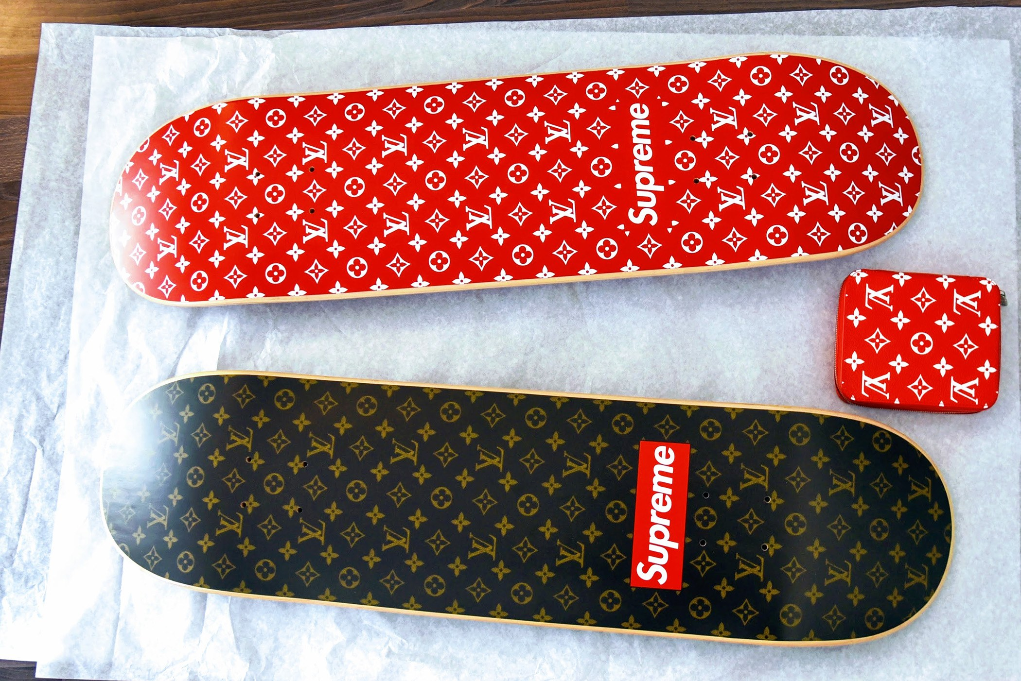 Louis Vuitton x Supreme collaboration  an enduring success or misread  experiment  – The Connector eb51bab233