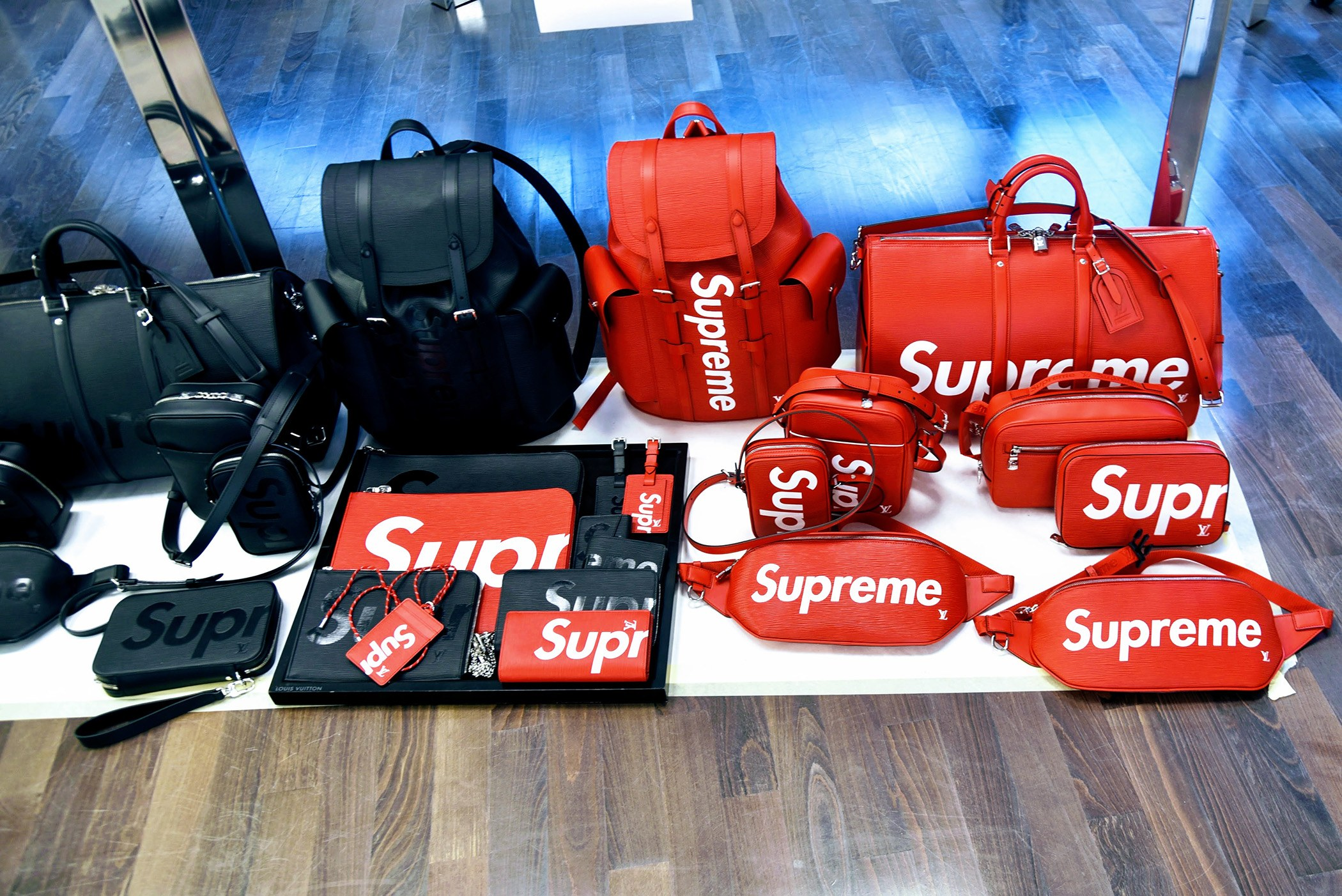 Louis Vuitton X Supreme Collaboration An Enduring Success Or Misread Experiment The Connector