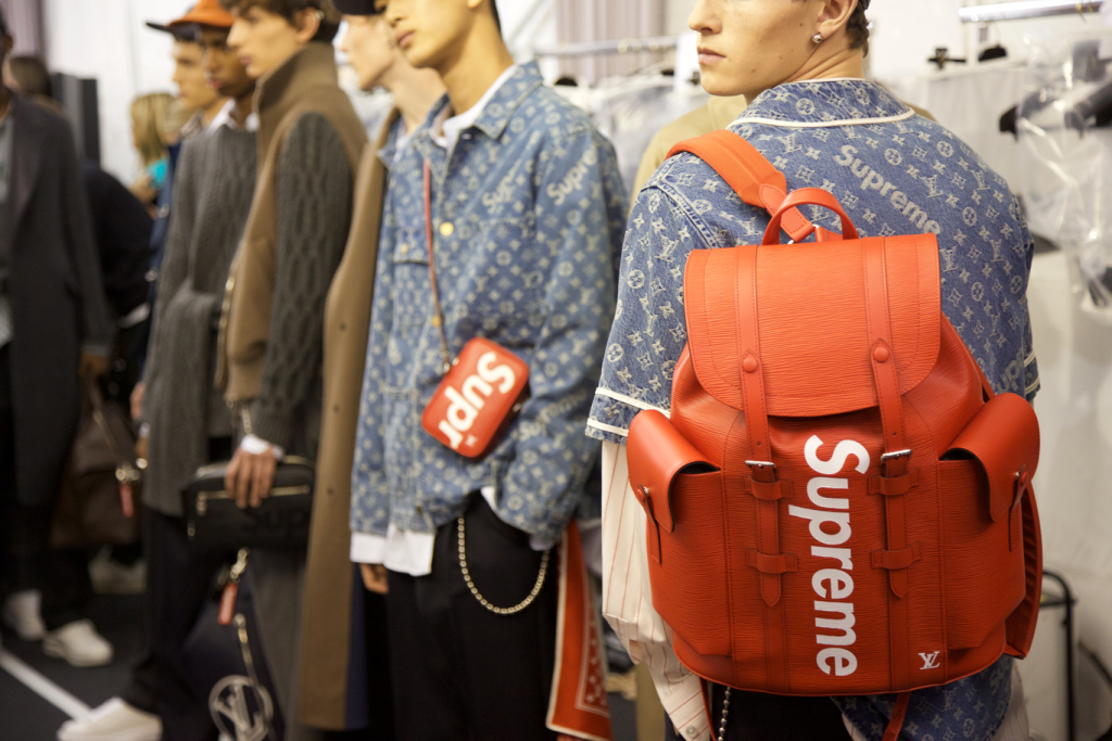 Louis Vuitton x Supreme collaboration  an enduring success or misread  experiment  – The Connector e76a10b8b9d