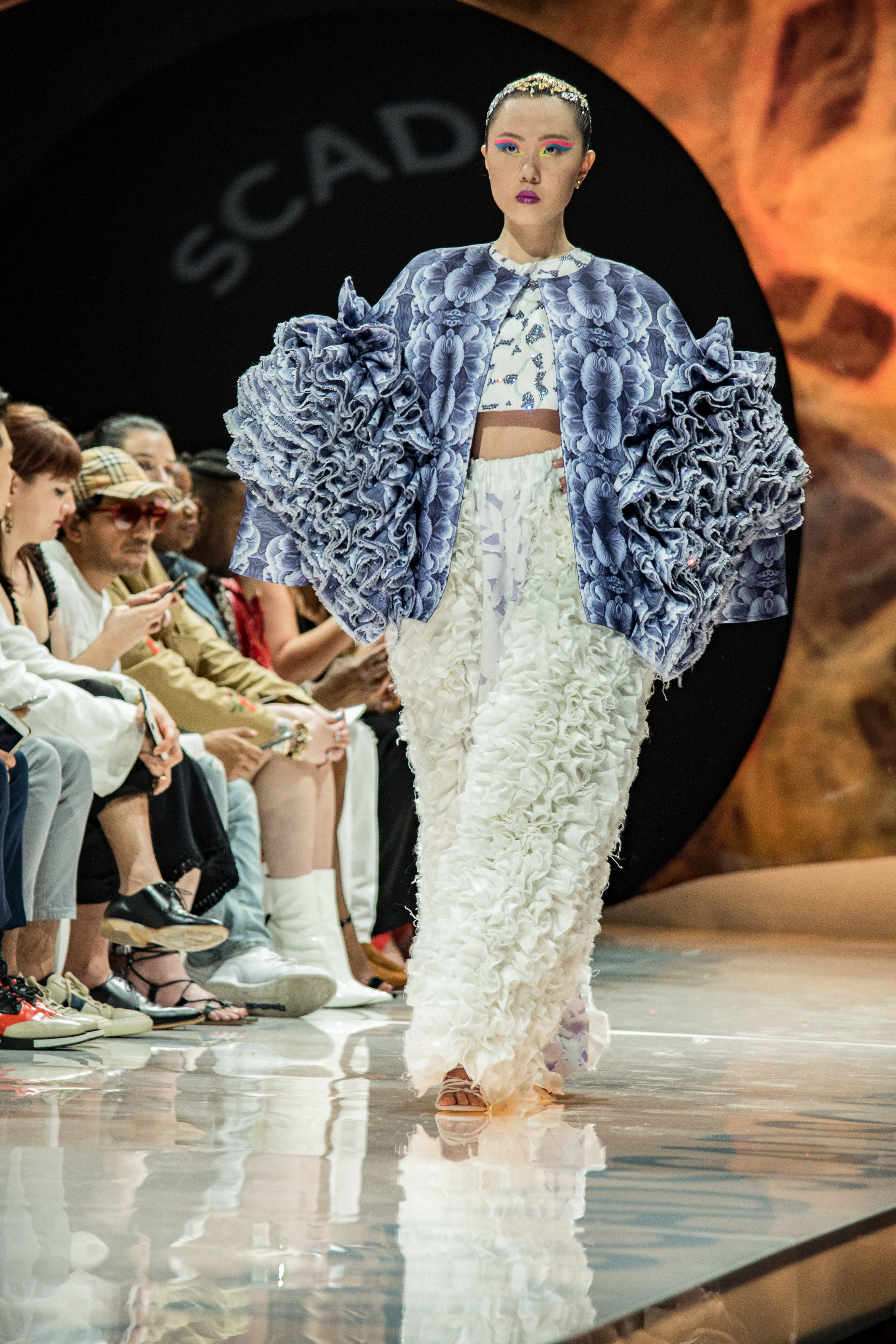 Scad Fashion Show 2020.All The Looks You Missed From The Scad Fashwknd 2018 Runway