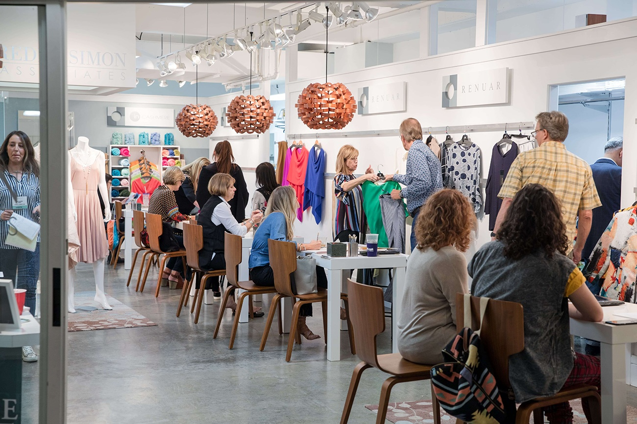 Americasmart Hosts October Atlanta Apparel Market The
