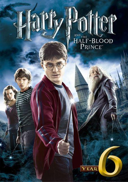 13++ Harry Potter Half Blood Prince Draco
