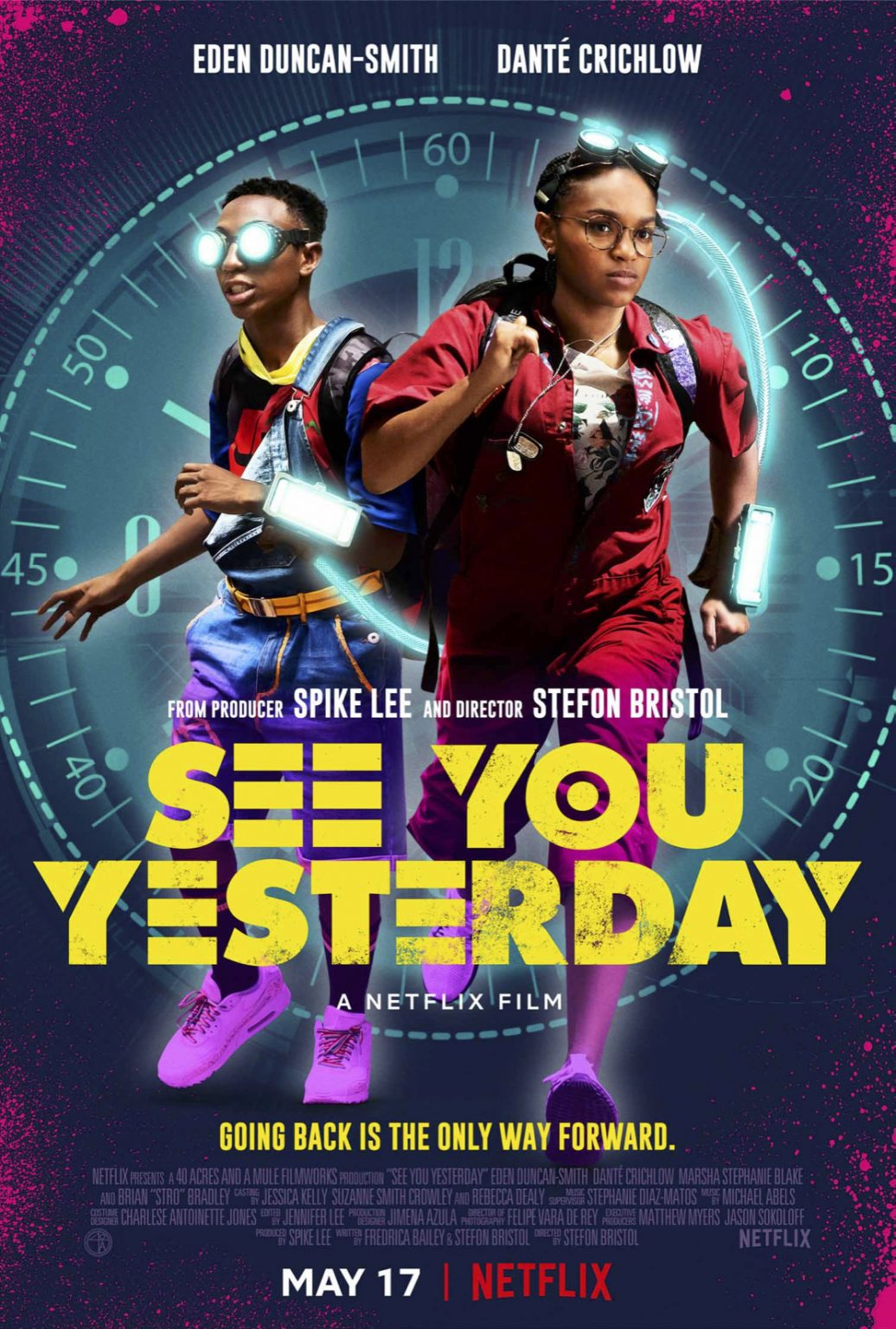 Must See This Film Could Help You >> Sci Fi With Something To Say See You Yesterday Is A Must See