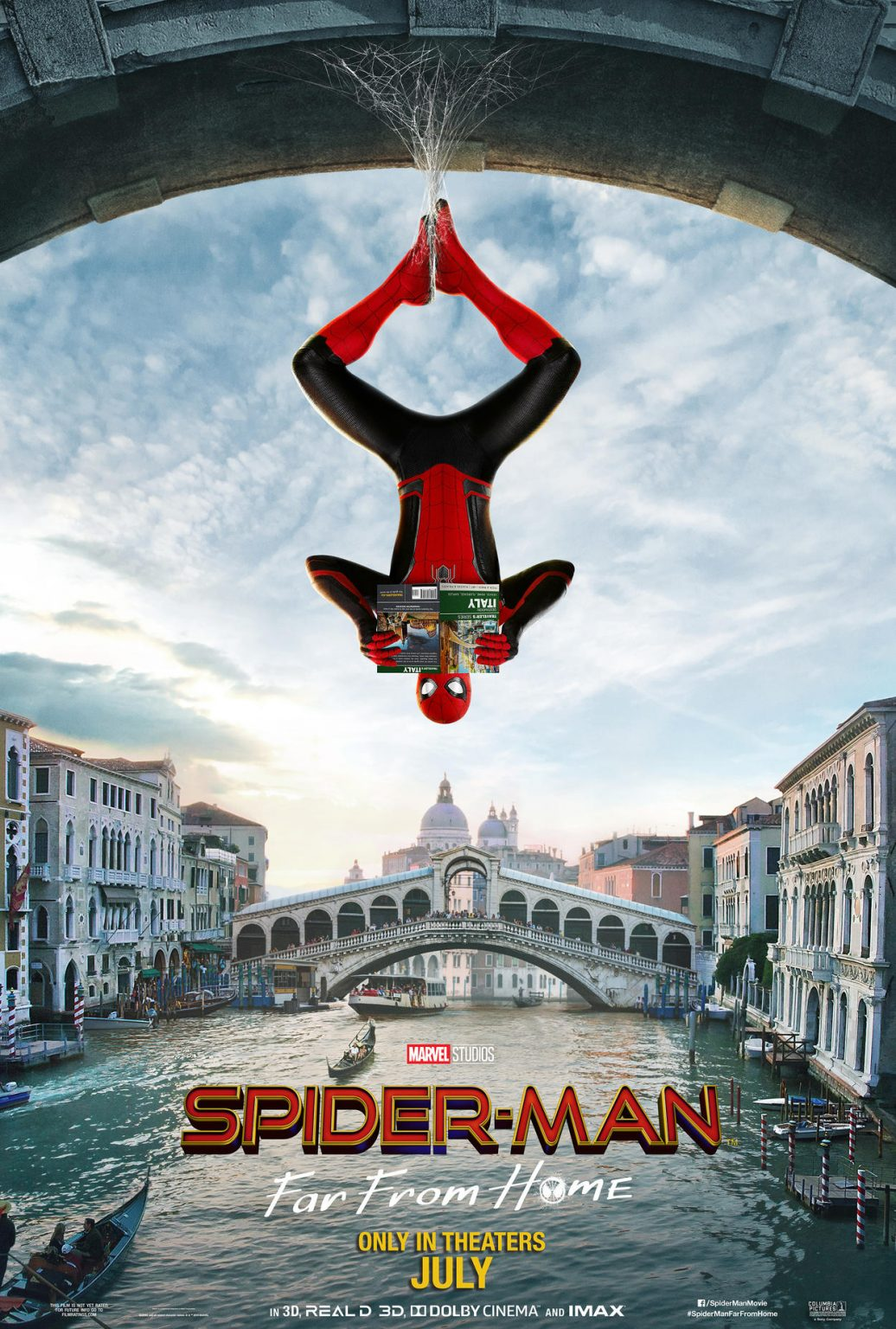 Spider-Man: Far From Home' is far from perfect – The Connector