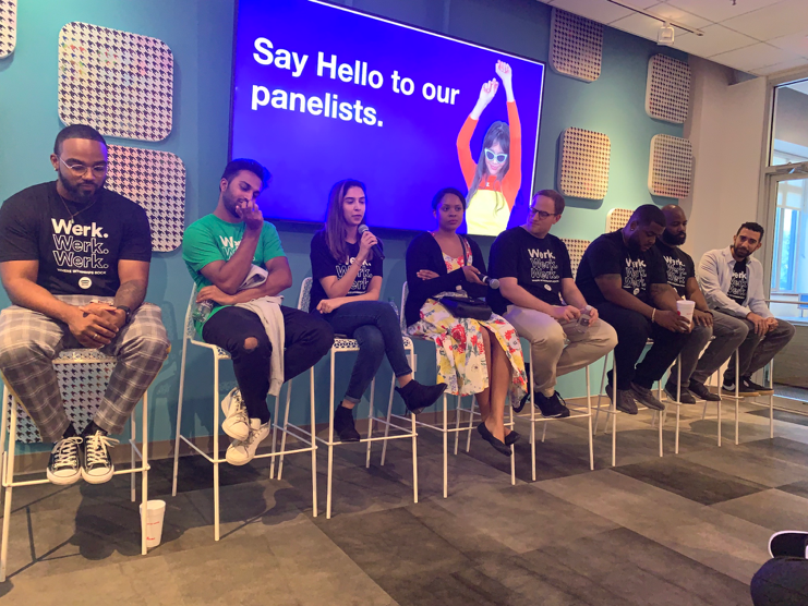 Spotify Comes To Scad Insider Tips On Scoring Your Next Internship The Connector