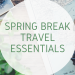 The tech gadgets making spring break travel a breeze